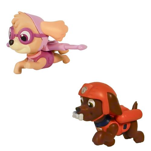 Paw Patrol Маленькая фигурка щенка в ассорт. (Скай, Рокки, Зума)