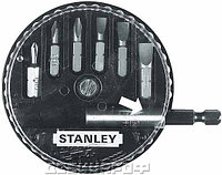 """Stanley, 1-68-735, НАБОР ИЗ 7-МИ ВСТАВОК 1/4"""""""
