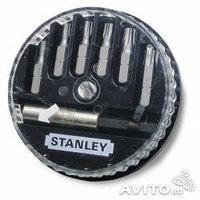 """Stanley, 1-68-739, НАБОР ИЗ 7-МИ ВСТАВОК """"TORX"""" 1/4"""""""