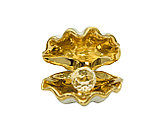 Сувенир Ракушка с жемчужиной. Фарфор, Италия, фото 2