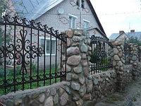 Кованный забор на заказ