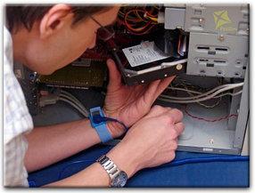 Замена жесткого диска  ноутбука и компьютера
