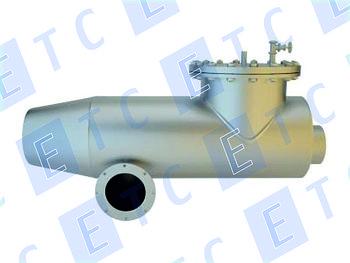 Грязевик горизонтальный ТС-566