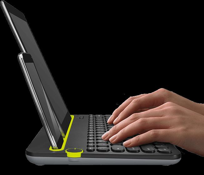 Logitech 920-006368 K480 Клавиатура беспроводная bluetooth