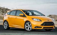 Обвес ST на Ford Focus