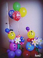 Фигуры из шаров в Павлодаре, фото 1