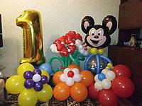 Фигуры из шаров в Павлодаре (Оформление дня рождения), фото 1
