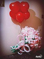 Фигуры из шаров в Павлодаре (Поможем сделать приятный сюприз второй половинке)