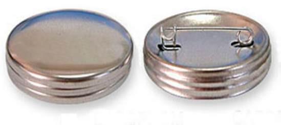 Заготовки для значков 32 мм