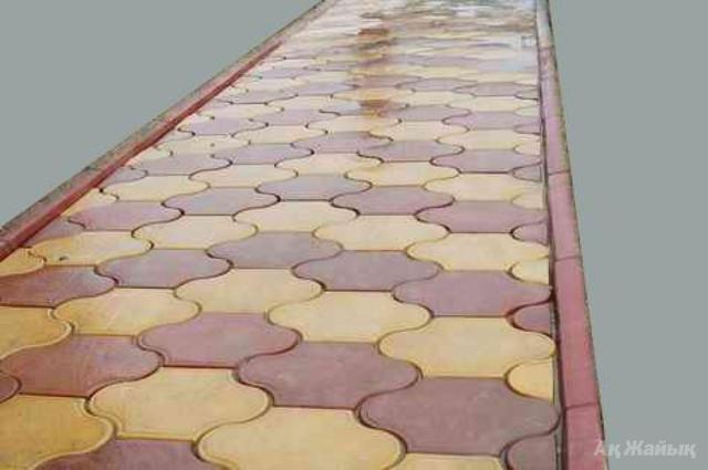 Брусчатка и тротуарная плитка Готовая продукция