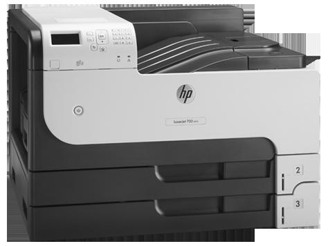 HP CF236A Принтер лазерный черно-белый LaserJet Enterprise 700 M712dn (А3)