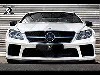Обвес FXdesign на Mercedes Benz CL216 (Рестайлинг)
