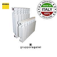 Алюминиевые и биметаллические радиаторы Decoral, Ragal. Прямые поставки из Италии.