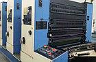 KBA Rapida 104-5 б/у 1990г - пятикрасочная печатная машина, фото 8