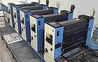 KBA Rapida 104-5 б/у 1990г - пятикрасочная печатная машина, фото 9