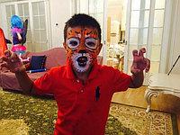 Вот такой вот тигр именинник!!))))