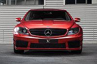 Обвес FXdesign на Mercedes Benz CL216 (доРестайлинг)