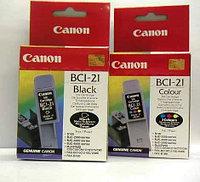 BCI-21 black for Canon BJC-2000/ 2100/4000/4100/4200/4550/4650/5500 распродажа