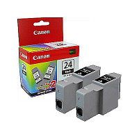BCI-24bk Black for Canon S300/S200 (twin pack - два картриджа в упаковке)