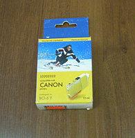 BCI-6Y Lomond for Canon BJC8200 i905D/9100/950/965/ S800/S820D/S930D/S900/S9000/ L0202322 (78шт. в кор)