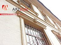Архитектурный декор для оформление фасадов зданий в Алматы