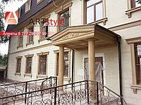 Декоративные фасады и фасадная лепнина в Алматы
