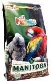 Manitoba зерновая смесь для крупных попугаев, 800г