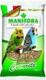 Manitoba корм для волнистых попугаев, 1000г