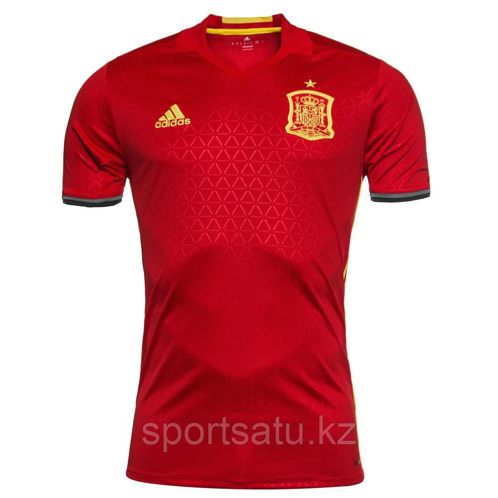 Футбольная форма Сборная Испании домашняя сезон 2016-17