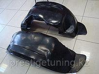 Подкрылки передних арок (локеры) Цельные на Lexus LX470 1998-2007