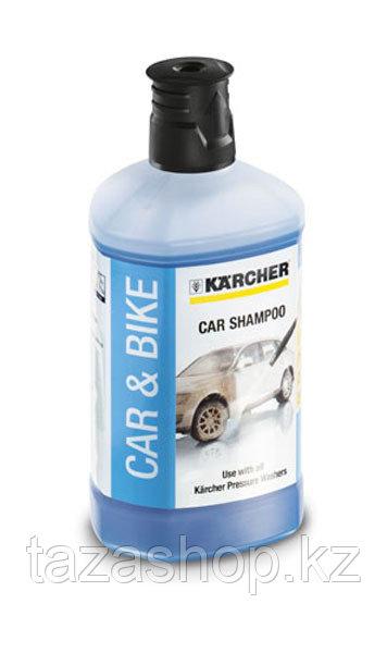 Автомобильный шампунь «3 В 1» Karcher