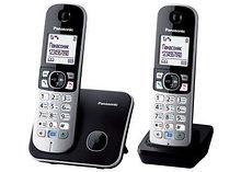 Panasonic KX-TG6812CAB DECT Телефон