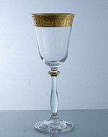 Фужеры Angela 250мл вино 6шт 40600-d33-250