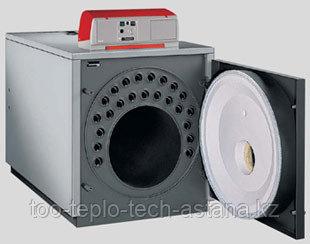 Котел отопительный водогрейный Unical Modal 93 кВт на дизельном и газовом топливе, фото 2