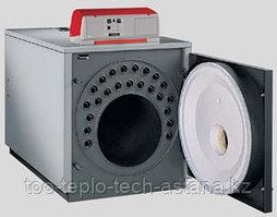 Котел отопительный водогрейный Unical Modal 93 кВт на дизельном и газовом топливе