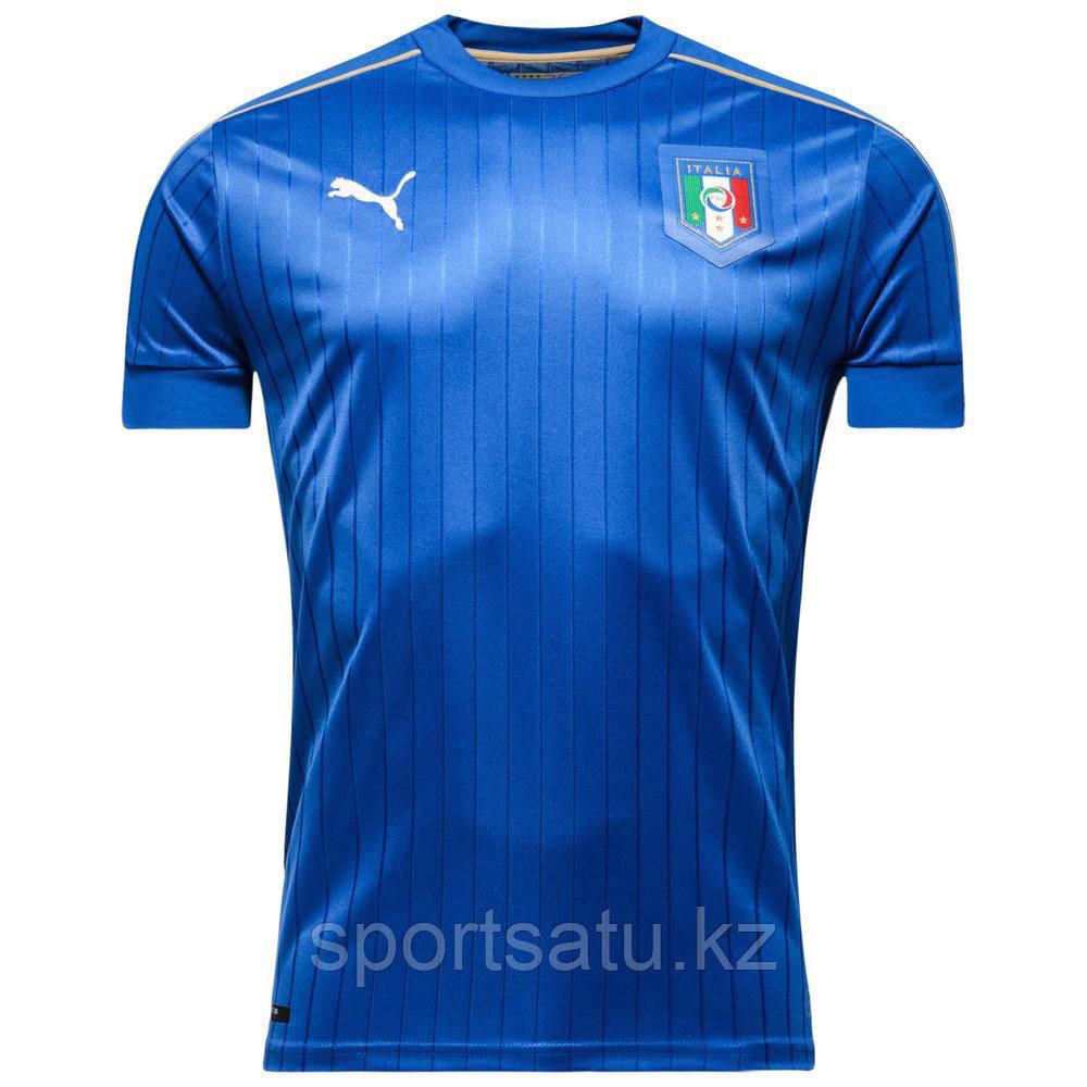 Сборная Италия футбольная форма игровая 2015-16 домашняя