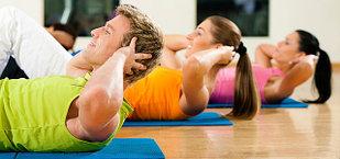 Товары для легкой атлетики, фитнеса, йоги, гимнастики