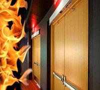 Полиуретановый клей для изготовления металлических огнестойких - противопожарных дверей