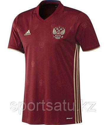 Сборная Россия клубная футбольная форма 2016-17 домашняя