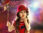 Прокалываем ушки маленьким принцессам
