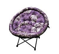 Кресло, 102*94 см, фиолетовый