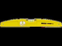 """Уровень STAYER """"PROFI"""" WINMax литой усиленный, 2 цельные противоудар ампулы,  60 см"""
