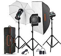 Фото студия Godox GS400D kit