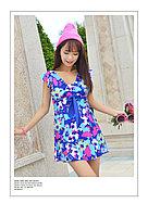 Купальник платье, фото 1
