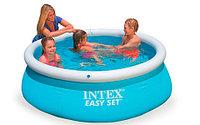 Бассейн 183х51см INTEX 28101/54402 Easy Set Pool