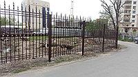 Забор на заказ из металла