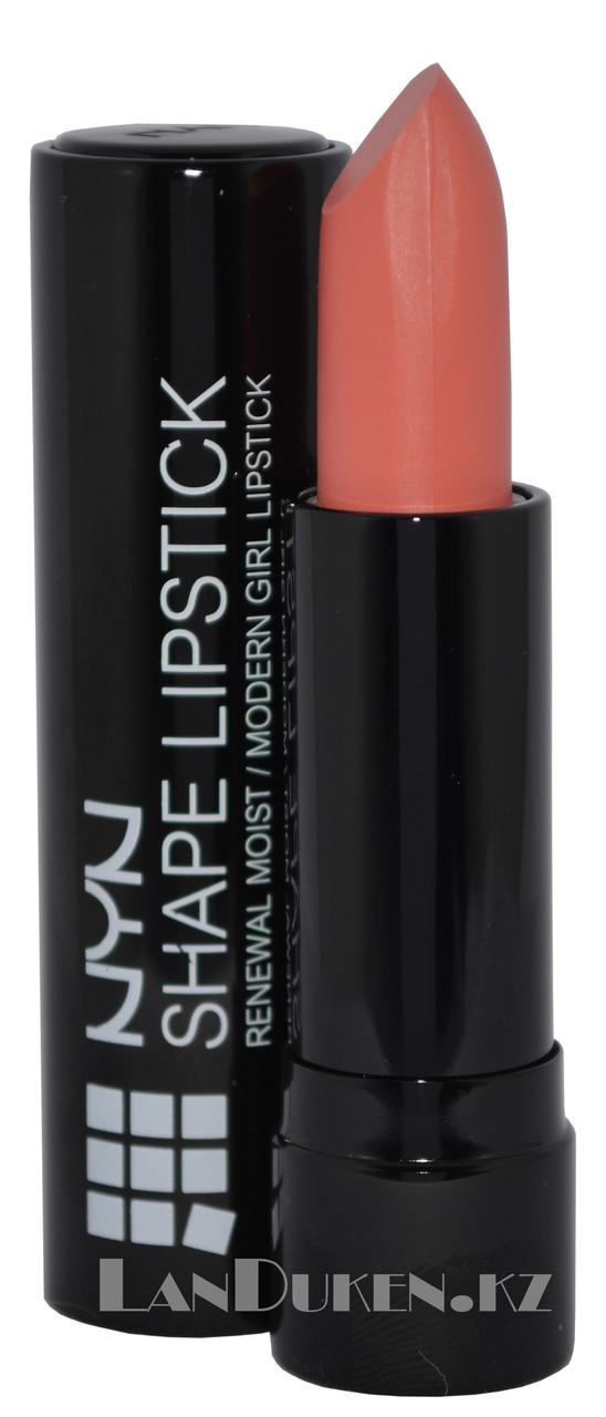 Помада NYN Shape Lipstick (тон 1)