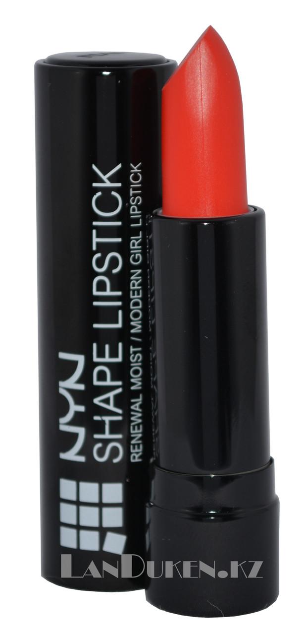 Помада NYN Shape Lipstick (тон 4)