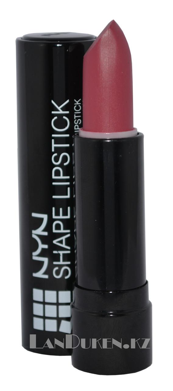 Помада NYN Shape Lipstick (тон 9)
