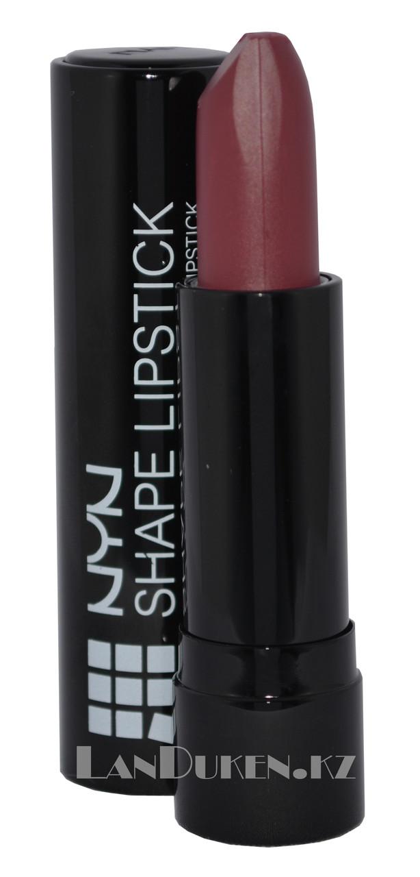 Помада NYN Shape Lipstick (тон 10)